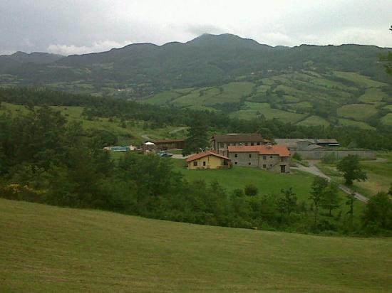 Hotel Gli Orzali: View of hotel
