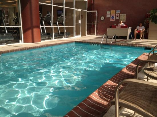 Bethesda Marriott Suites: indoor pool