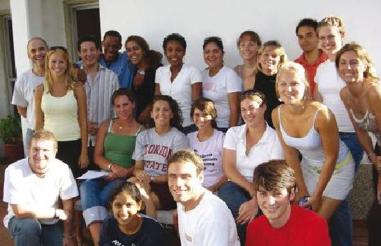 Spanish and Surf School Fuerteventura: Our Students