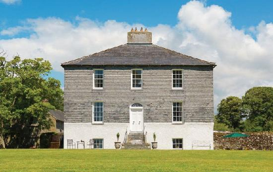 Shanagarry, Ireland: Kilmahon House