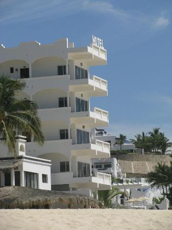 Casa Costa Azul Boutique Hotel: Hotel