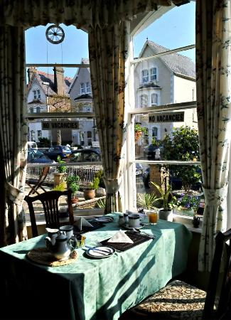 Glascoed guest house llandudno pays de galles voir for Salle a manger wales
