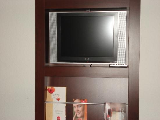 Ibis Verona: tv in cmera