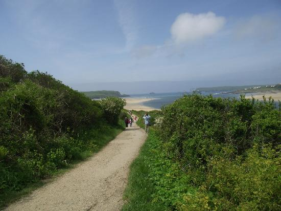 Cornish Coasts Caravan and Camping Park: Padstow
