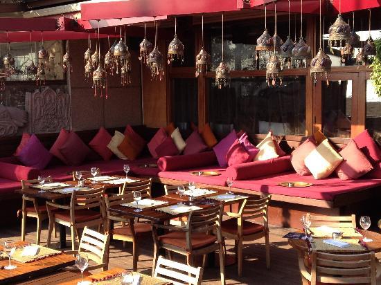 Foto de cdlc barcelona terraza cdlc tripadvisor for Carpe diem lounge club barcelona