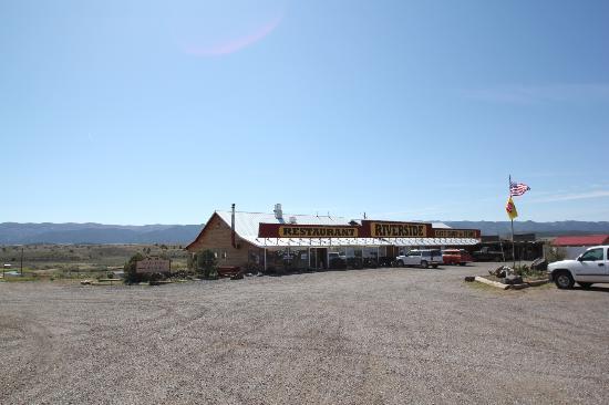 Cactus Cowboy: Le restaurant et le général store