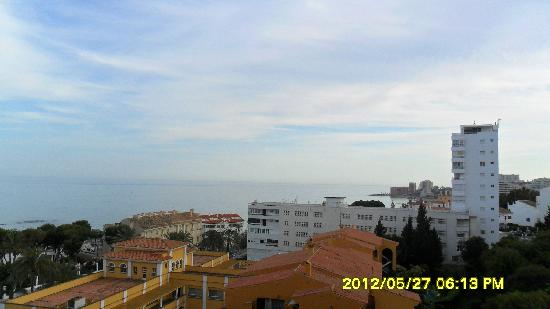 Apartamentos Don Gustavo: view from the balcony