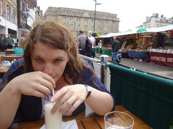 Don Pasquale: Banana Milkshake!