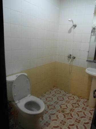 Serena Hotel Bandung: Bathroom