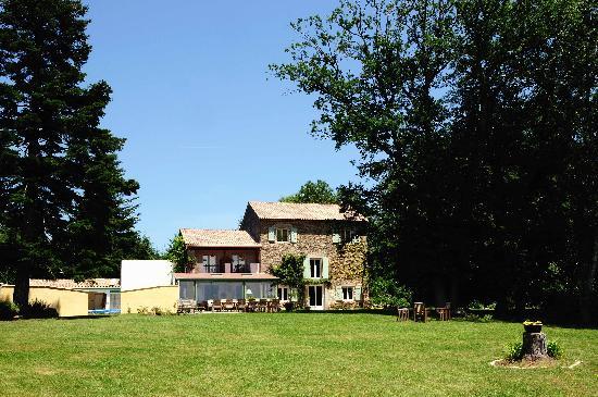 Domaine Co d' Esperou: La Maison