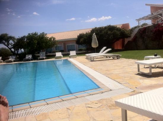 Hotel Luna Lughente: Piscina da sogno!
