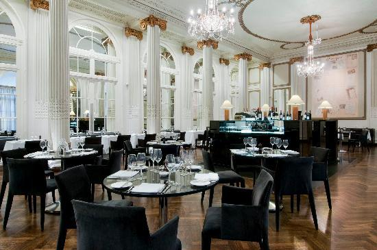Homage Restaurant Covent Garden