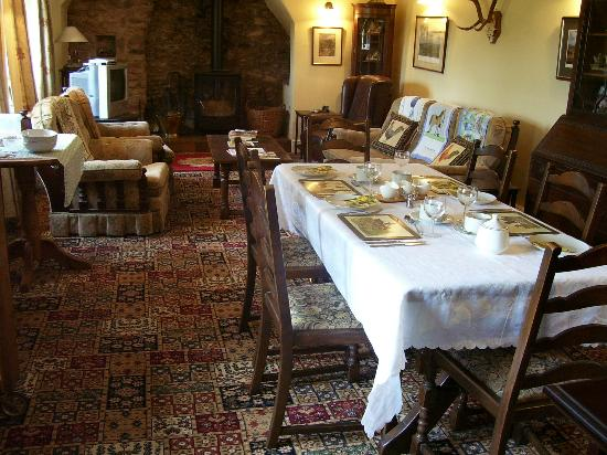 High Orchard B&B : Dining Room