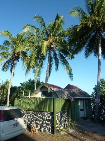 Va-i-Moana Seaside Lodge: Our fale