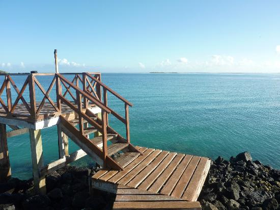 Va-i-Moana Seaside Lodge: Gorgeous water views