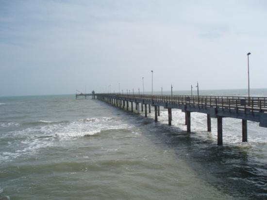 Bob Hall Pier: Can't wait to walk down the pier again next January!!