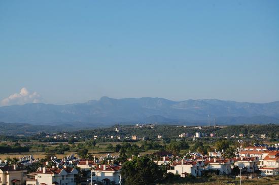 Seher Sun Palace Resort & Spa: Mountains