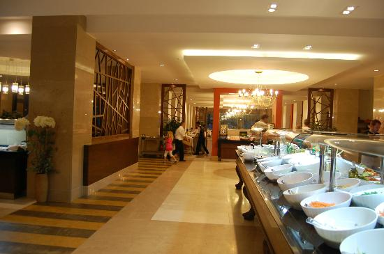 Seher Sun Palace Resort and Spa: Restaurant