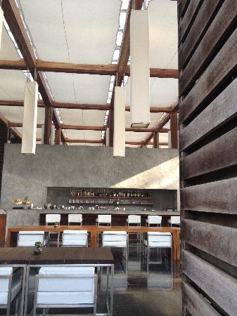 Costa Lanta: Restaurant