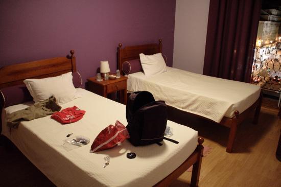 Pensao Praca da Figueira: my room