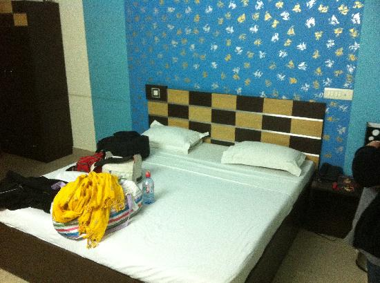 OYO 580 Hotel Airport City : la chambre