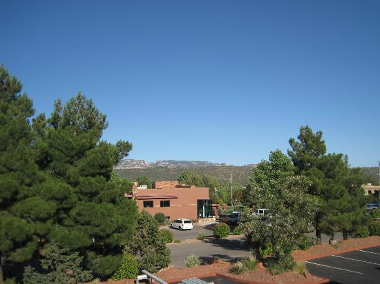 Southwest Inn at Sedona: View
