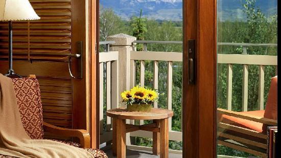 Four Seasons Resort and Residences Jackson Hole: Room