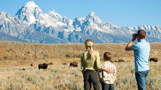Four Seasons Resort and Residences Jackson Hole: National Parks