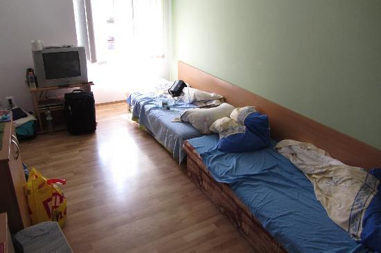 Hyde Park Hostel: camera