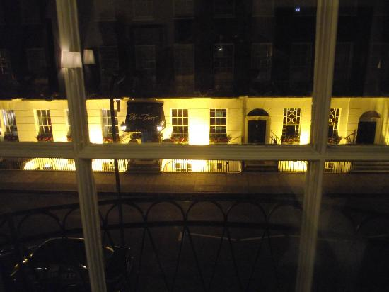 Grange White Hall Hotel: view from our bedroom window