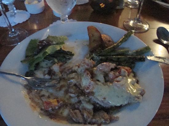 Wolfgang's Restaurant & Wine Bistro: Yummy goodness
