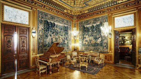 Innenhof Picture Of Hallwyl Museum Hallwylska Museet