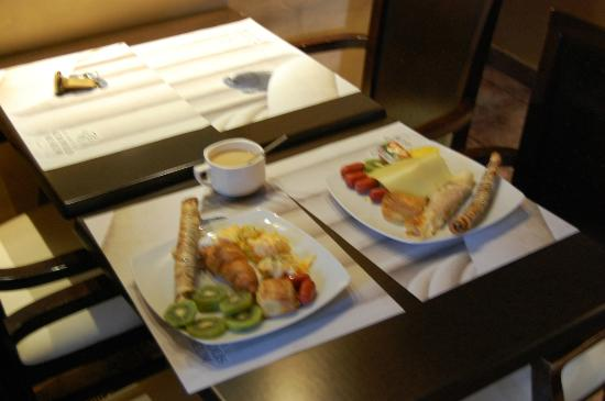 Acropolis Museum Boutique Hotel: Breakfast