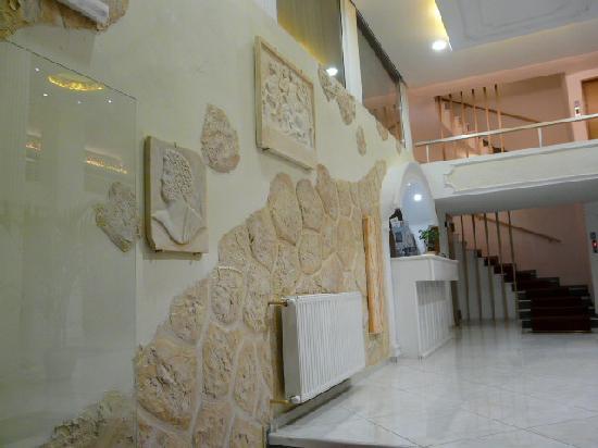 Acropolis Ami Boutique Hotel: entree de l'hotel