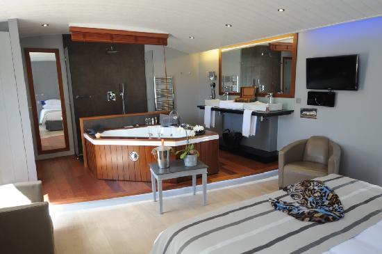 Elegance Suites Hotel - Ile de Ré : Suite Balnéo Luxe