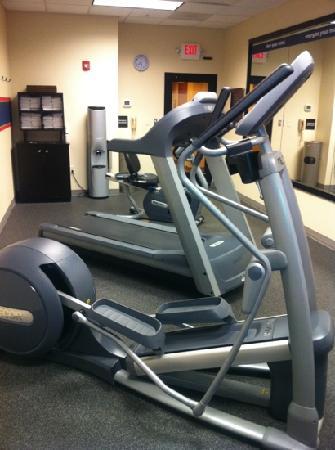 Hampton Inn & Suites Oklahoma City-South: 24 hr fitness center