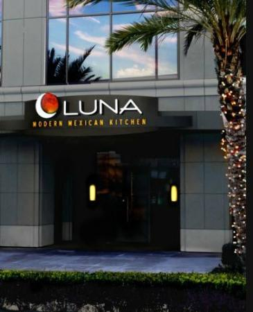 Luna Modern Mexican Kitchen Menu Prices