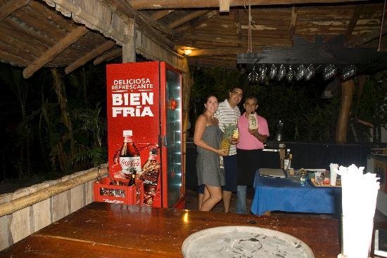 Chicharronera Rancho Bijagual: with the Owner!