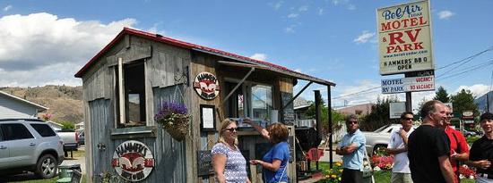 Hammer's House of Hog: The shack of tasty treats