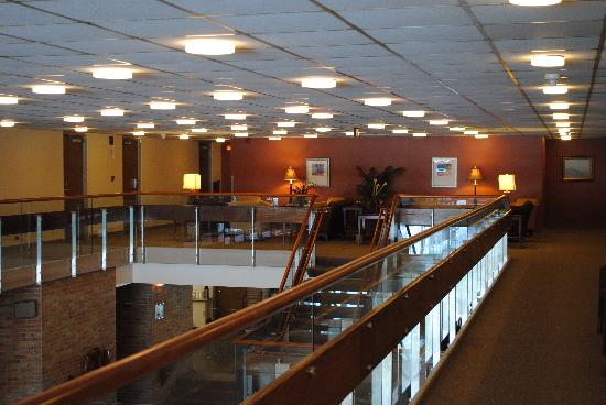 NADA Hotel and Conference Center: Second Floor