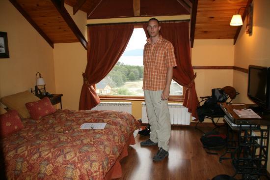 Tierra de Leyendas Boutique Hotel: Our lovely room