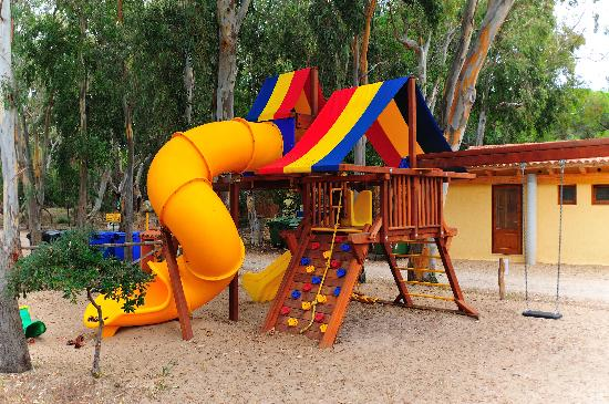 Is Arenas Camping Village: Giochi