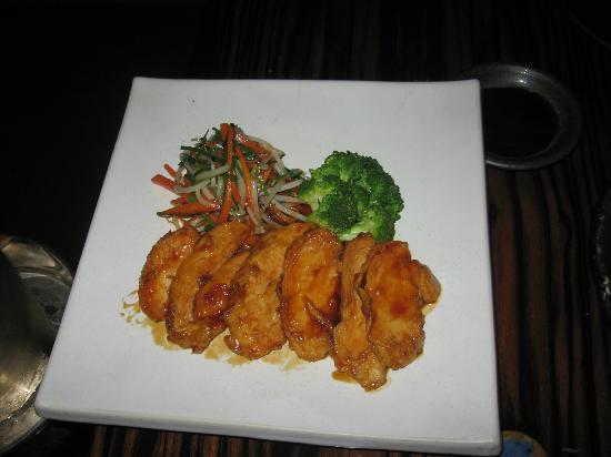 Matsuri: Chicken teriyaki