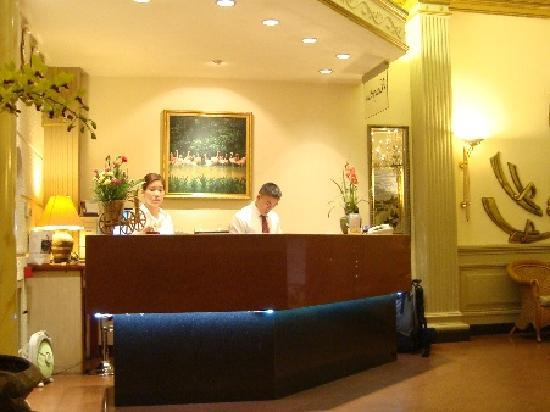 Spring Hotel : Reception