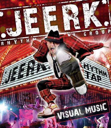 International Tap Dance and Rock'n'Roll Rhythm Group JEERK