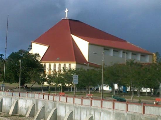 Inhambane Province, Mozambique: A grande Catedral