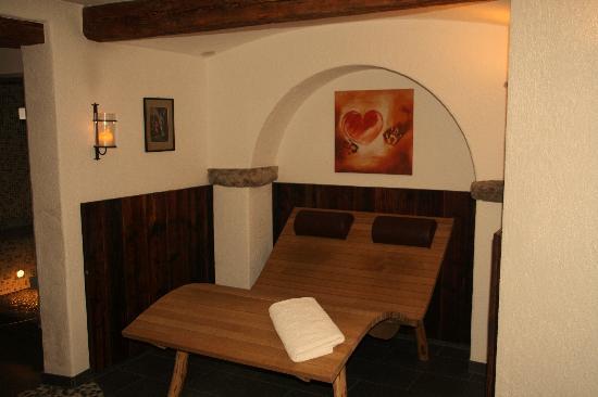 Pension Schusterpeter: Sauna