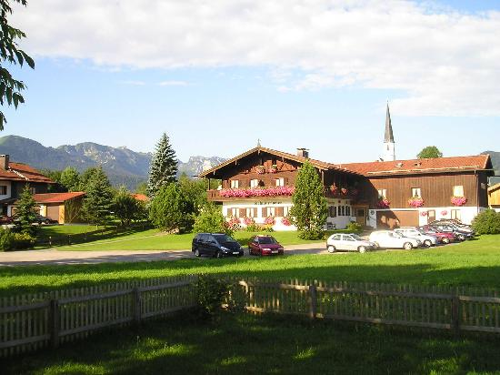 Pension Schusterpeter: Arzbach