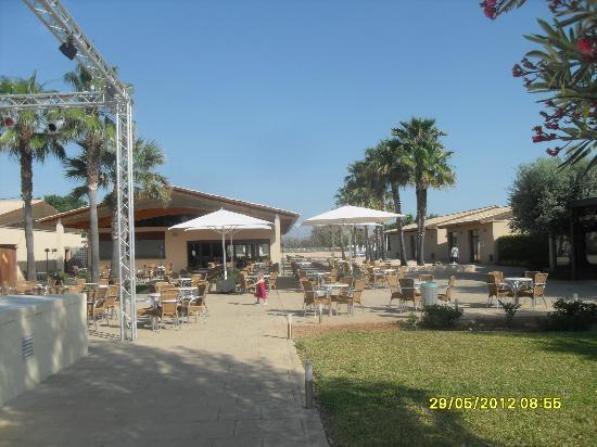 Valentin Playa de Muro: Bar area