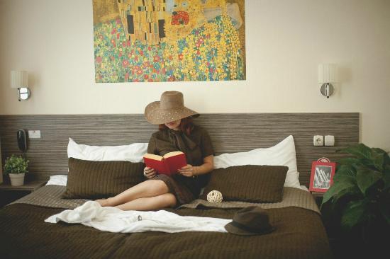 Jazz Hotel: В номере